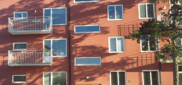 Vi erbjuder nu fastighetsägare till flerfamiljshus i Stockholm med omnejd kostnadsfri fasadbesiktning